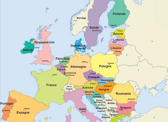 Monproduitdefrance expédie maintenant vers plusieurs pays de l'Union Européenne et les Dom-Tom