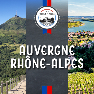 Une nouvelle région : Auvergne Rhône Alpes